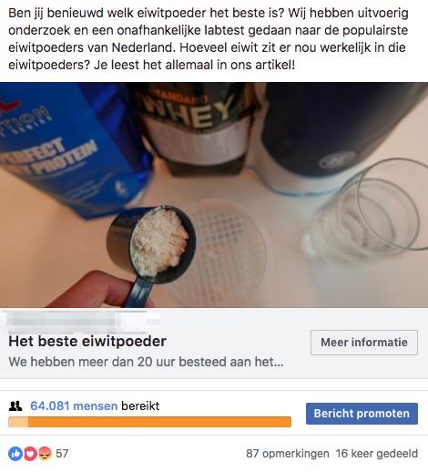 Facebook SEO signalen